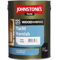 Johnstones Yacht Varnish лак яхтный 5л